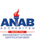 ANAB Accredited - Management Systems Certification Body
